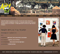 Hang'art corse, exposition annuelle d'art contemporain